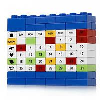 Вечный Календарь PUZZLE Blue, Вічний Календар PUZZLE Blue, Вечные календари, вічні календарі
