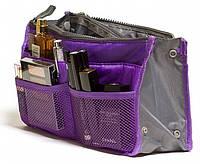 Органайзер Bag in bag maxi фиолетовый, Органайзер Bag in bag maxi фіолетовий, Органайзеры в сумку