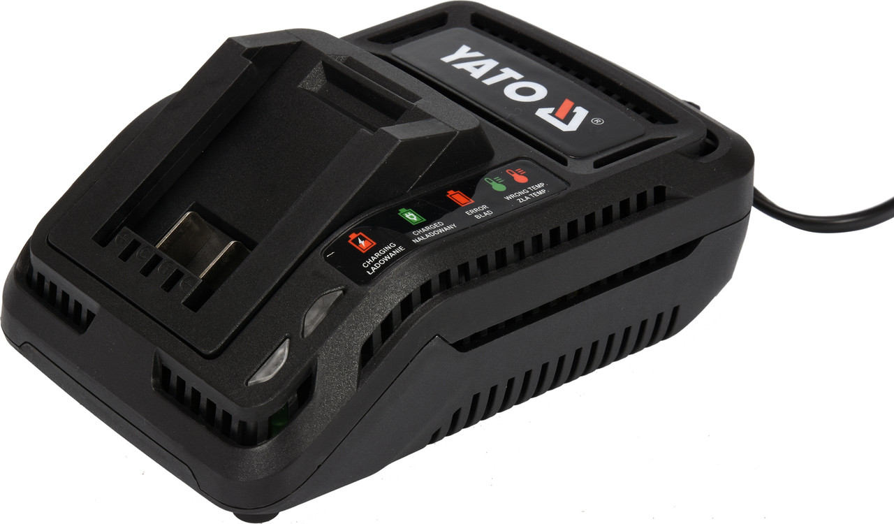Зарядное устройство для аккумуляторов 18V YATO YT-82848