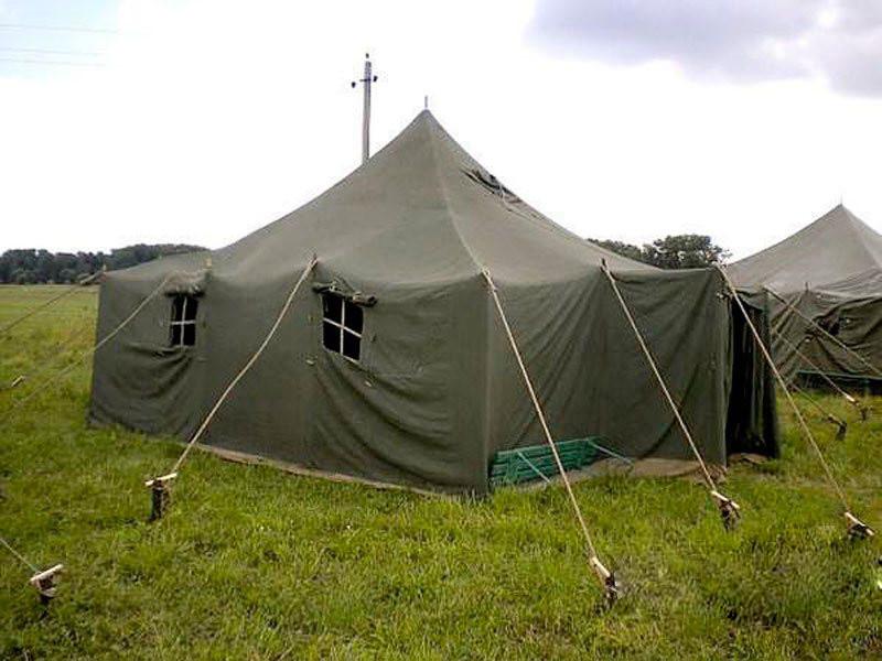 Палатка УСТ-56