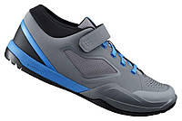 Обувь Shimano SH-AM701MG (Серо/синий, 41)