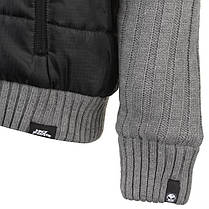 Куртка No Fear Knitted Sleeve Jacket Mens, фото 3