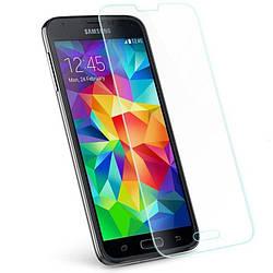 Защитная стеклянная пленка Tempered Glass для Samsung  J1(110)