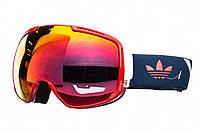 Маска гірськолижна Adidas Skibrille AH83 Червона (119003)