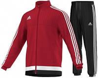 Костюми мужские Спортивнный костюм Adidas Tiro15 Polyester M64052(05-11-11-02) S
