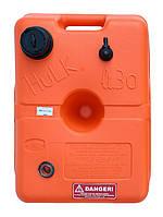 Бак паливний HULK 30л з датчиком рівня