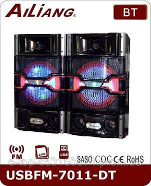 Акустическая система Ailiang USBFM-7011-DT