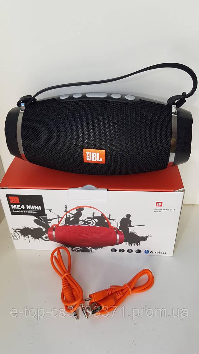 Колонка JBL с Bluetooth ME4 mini