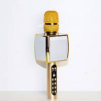 Караоке микрофон YS-91 Золотистый (ys91gold)