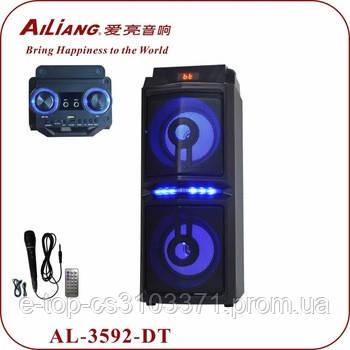 Колонка переносная Ailiang Al-3592-dt