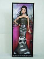 """Коллекционная кукла Барби """"Красная ковровая дорожка"""" Черно-серое платье/ Red Carpet Barbie - Grey & Black Gown, фото 5"""