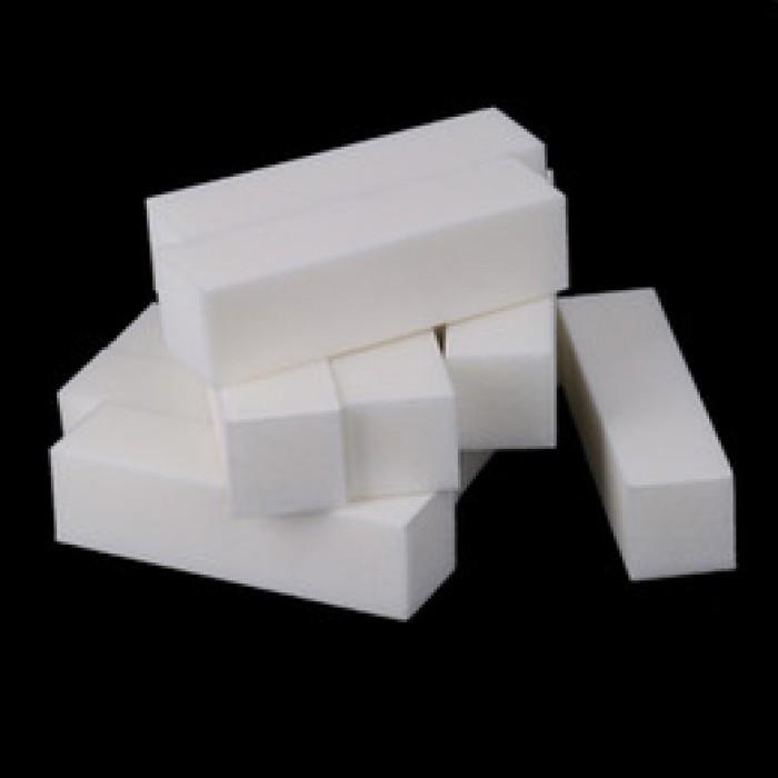 Шлифовка для ногтей, белая