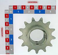 Нижняя звездочка колесного блока 4306-A,4306.A 10125019 , фото 1