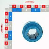 Предохранительная муфта Шестигранная Вісь муфти скольжения Monosem 4310-1A,4310.2A 30046011, фото 2
