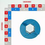 Предохранительная муфта Шестигранная Вісь муфти скольжения Monosem 4310-1A,4310.2A 30046011, фото 3