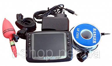 Видеокамера для подводной рыбалки  UF 2303 Ranger