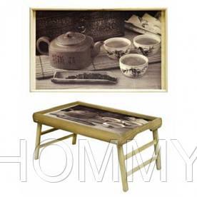 Прикроватный столик Чаепитие
