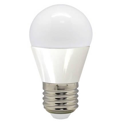 Светодиодная лампа Feron LB-95 G45 E27 5W 4000K 230V Код.58315, фото 2