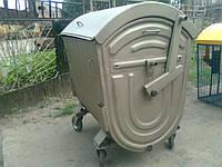 Контейнеры для мусора 1.1м.куб
