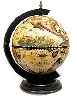 Глобус с шахматами JG33002WB-X, (38х33х48 см)