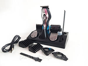 Машинка для стрижки Тример 11в1. GEMEI GM-562 бритва триммер, ноc усы, борода