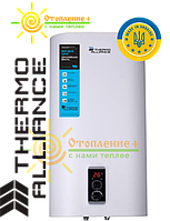 Водонагреватель Thermo Alliance DT100V20G(PD) Медный ТЭН, Плоский дизайн, Вертикальный монтаж