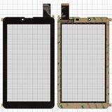 """Сенсорний екран для планшету Tablet PC 7"""", 7"""", 184x104 mm, 30 pin, чорний, #HS1273A V06"""