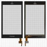 """Сенсорный экран для планшета Tablet PC 7 """", Prestigio MultiPad 7.0 Color 3G (PMT5777), черный, 188x108mm, 6"""