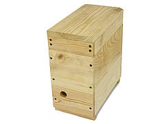 Облетный 2-х местный ящик для нуклеуса EWK