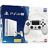 Игровая приставка Sony PlayStation 4 Pro (PS4 Pro) 1TB White + DualShock 4, фото 3