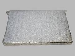 Боковой утеплитель 435*300 фольгированный