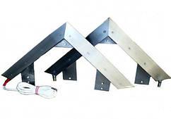 Нож клиновидный Электро горизонтальный
