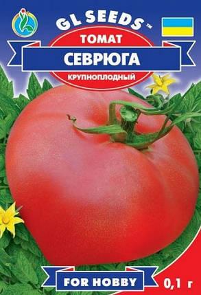 Томат Севрюга, пакет 0,1г - Семена томатов, фото 2