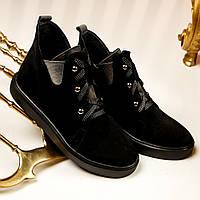 366ec21c41b9 Ботинки замшевые весенние в категории ботильоны, ботинки женские в ...