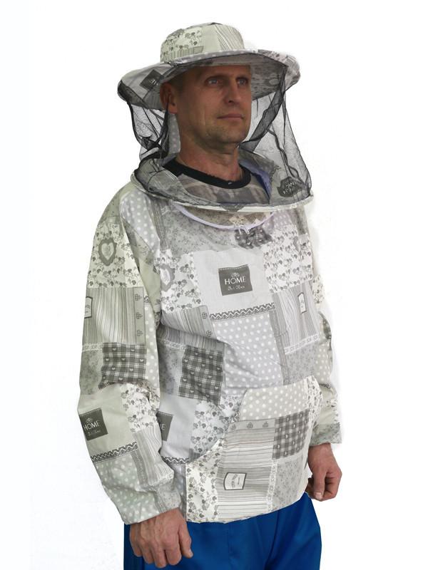 Куртка ситец на молнии р. 54-56