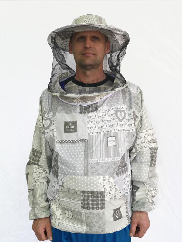 Куртка ситец на молнии р. 58-60