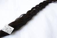 Тресс - славянские волосы премиум темные волнистые, фото 1