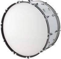 Бас-барабан маршевый Maxtone MBC26A White