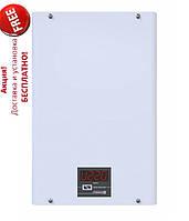 Стабилизатор напряжения однофазный бытовой ГИБРИД 9-1/10A V2.0