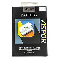 Аккумулятор 100% оригинал IPhone 7 Aspor