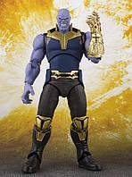 Фигурка игрушка Танос Война Бесконечности Thanos