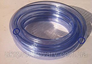 Шланг прозрачный 4 мм  x 2 мм ПВХ, фото 2