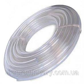 Шланг прозрачный 5 мм  x 1 мм ПВХ, фото 2