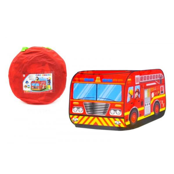 Детская палатка Пожарная машина 995-7052B