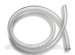 Шланг прозрачный 14 мм  x 2 мм ПВХ, фото 2