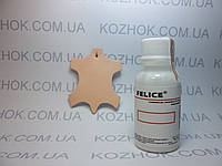 Краска для кожи Felice цв.Персик-Розовый (25 мл)Для обуви,гладкой кожи, кожгалантереи, кожаной мебели, кожаног, фото 1