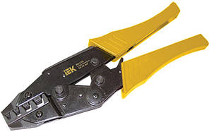 Клещи обжимные КО-07Е 10-35мм для Е-типа IEK (TKL20-010-035)