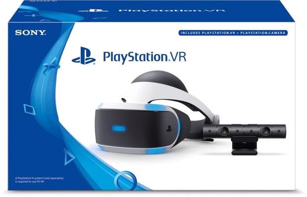 Очки виртуальной реальности для Sony PlayStation Sony PlayStation VR + PlayStation Camera