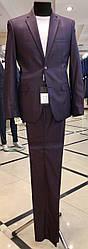 Мужской костюм тройка West-Fashion модель А Т-16