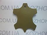 Краска для кожи Felice цв. Зелено - Коричневый (25 мл)Для обуви,гладкой кожи, кожгалантереи, кожаной мебели, к, фото 2